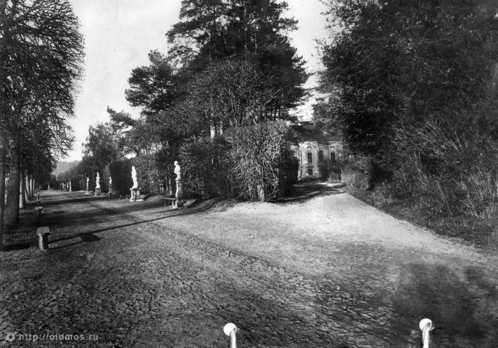 был старинные усадьбы района вешняки фото приходится оставлять автомобиль